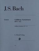 Variations Goldberg BACH Partition Piano - laflutedepan