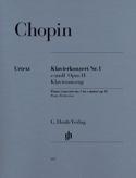 Concerto pour piano n° 1 en Mi mineur Opus 11 - laflutedepan.com