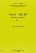 Préludes Livre 1. Analyse DEBUSSY Livre Les Hommes - laflutedepan.com