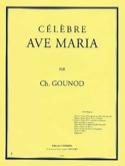 Ave Maria N°1 Ter. Contralto Ou Baryton. laflutedepan.com
