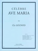 Ave Maria N°1 Bis. Mezzo-Soprano - Charles Gounod - laflutedepan.com