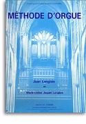 Méthode D'orgue - Langlais Jean / Langlais-Jaquet - laflutedepan.com