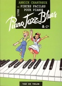 Piano, Jazz, Blues And Co Volume 2 Annick Chartreux laflutedepan.com