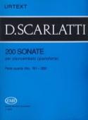 Sonates, Volume 4 Domenico Scarlatti Partition laflutedepan.com