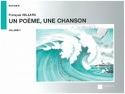 Un Poème, une Chanson, Volume 2 - François Vellard - laflutedepan.com