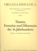 18 Tientos, Fantasias Und Diferencias des 16. Jahrhunderts Volume 4 laflutedepan.com