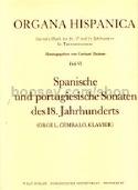 8 Spanische Und Portugisische Sonaten des 18. Jahrhunderts laflutedepan.com