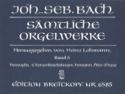 Sämtliche Orgelwerke. Volume 5 BACH Partition Orgue - laflutedepan.com