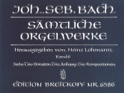 Sämtliche Orgelwerke. Volume 6 BACH Partition Orgue - laflutedepan.com