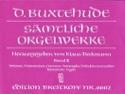 Oeuvre Pour Orgue. Volume 2 Dietrich Buxtehude laflutedepan.com