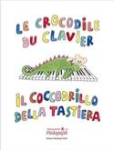 Le Crocodile du Clavier - Partition - Piano - laflutedepan.com