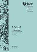 Grande Messe En Ut Mineur K 427 - MOZART - laflutedepan.com