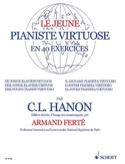 Le Jeune Pianiste Virtuose HANON Partition Piano - laflutedepan.com