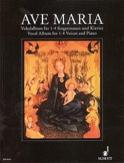 Ave Maria Partition Recueils - laflutedepan.com