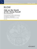 Ode on the Death of Mr. Henry Purcell John Blow laflutedepan.com