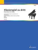 Klavierspiel zu dritt Bd 1 - Partition - Piano - laflutedepan.com