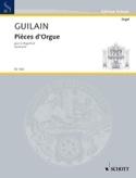 Pièces d'Orgue pour le Magnificat Jean Adam Guilain laflutedepan.com