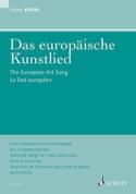 Das europäische Kunstlied Partition Mélodies - laflutedepan.com