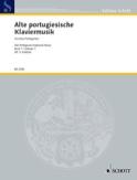 Clavecinistes Portugais Volume 1 Partition laflutedepan.com