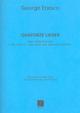 Georges Enesco - 14 Lieder - Partition - di-arezzo.fr