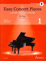Easy Concert Pieces Volume 1 Partition Piano - laflutedepan.com