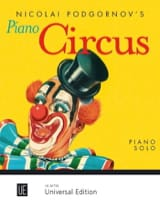 Piano Circus Nicolai Podgornov Partition Piano - laflutedepan.com