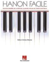HANON - The Easy Hanon - Sheet Music - di-arezzo.com