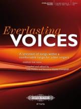 Everlasting Voices. Voix moyenne-grave Partition laflutedepan.com