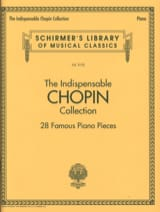 The Indispensable Chopin Collection CHOPIN Partition laflutedepan.com