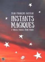 Instants magiques Jean-François BASTEAU Partition laflutedepan.com