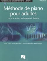 Fred Kern, Phillip Keveren, Barbara Kreader & Mona Rejino - Metodo del piano per adulti Volume 2 - Partitura - di-arezzo.it