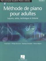 Methode de Piano Pour Adultes Volume 2 laflutedepan.com