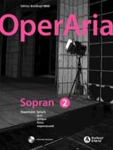 OperAria Soprano - Volume 2 Partition Opéras - laflutedepan.com