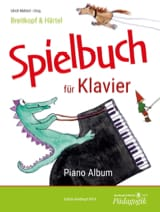 Spielbuch für klavier - Partition - Piano - laflutedepan.com