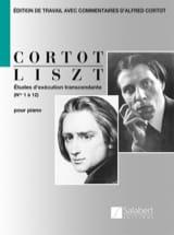 Etudes d'exécution transcendante Franz Liszt laflutedepan.com