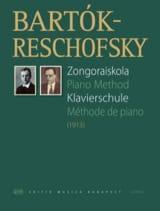 Méthode de Piano Bartok Bela / Reschofsky Sandor laflutedepan.com