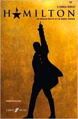 Hamilton: Choral Medley Lin-Manuel Miranda Partition laflutedepan.com