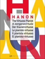 Le Pianiste Virtuose Charles-Louis Hanon Partition laflutedepan.com