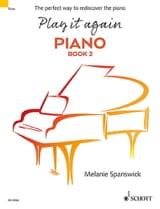 Play it again Piano. Book 2 Melanie Spanswick Partition laflutedepan