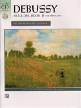 Préludes Volume 2 Claude Debussy Partition Piano - laflutedepan.com