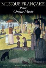 Compositeurs Divers - Französische Musik für gemischten Chor - Noten - di-arezzo.de