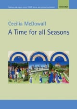 Cecilia McDowall - A Time for all Seasons - Partition - di-arezzo.fr