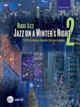 Jazz On a Winter's Night Volume 2 Nikki Iles laflutedepan.com