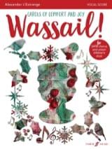 Wassail! Alexander L'Estrange Partition Chœur - laflutedepan.com