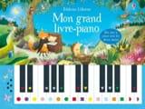 - Mon grand livre-piano - Livre - di-arezzo.fr