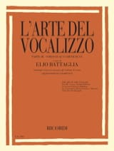 L'Arte del vocalizzo. Partie 3 Elio Battaglia laflutedepan.com
