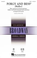 Porgy & Bess. Medley Georges Gershwin Partition laflutedepan.com