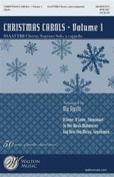 Christmas Carols Volume 1 Partition Chœur - laflutedepan.com