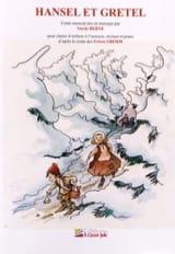 Nicole Berne - Hansel and Gretel - CD - Sheet Music - di-arezzo.com