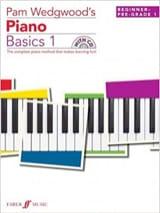 Piano Basics Volume 1 + CD Pam Wedgwood Partition laflutedepan.com